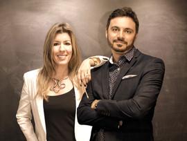 Debora Innig e Arjuna Turcarelli