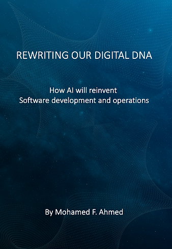rewriting our digital DNA - how AI will