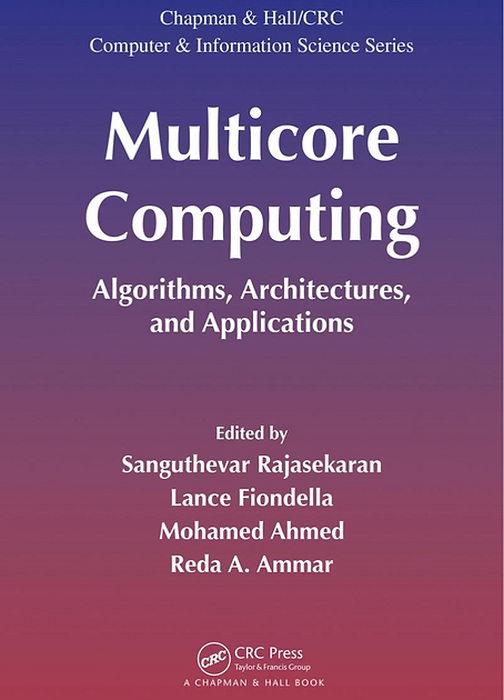 multicore computing - a book by Mohamed