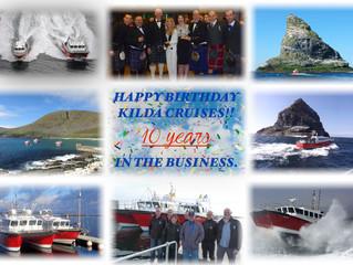 Kilda Cruises Birthday Crew