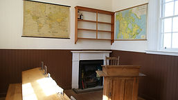 School classroom, St Kilda