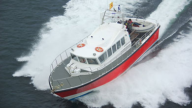 Boat charter Isle of Harris