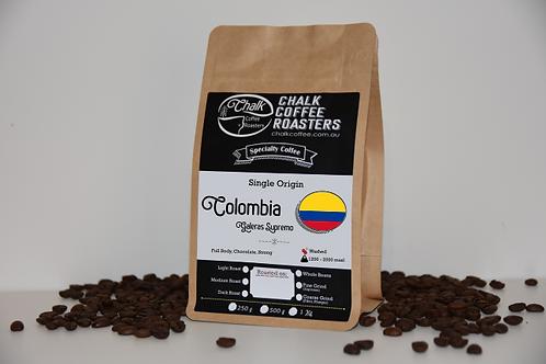 Colombia - Galeras