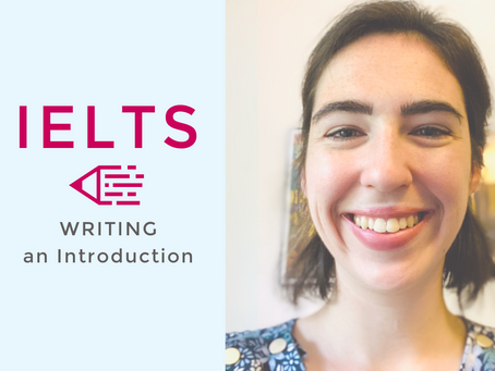 Video: 3 Quick & Easy Steps to Write a Great IELTS Introduction
