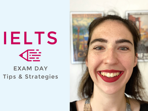 Video: IELTS Exam Day Tips and Strategies