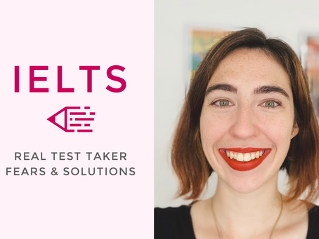 Video: IELTS Real Test Taker Fears & Solutions