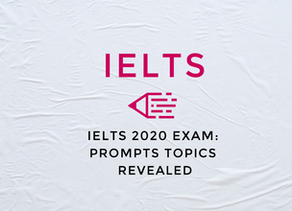 Video: IELTS 2020 Exam Prompt Topics Revealed!