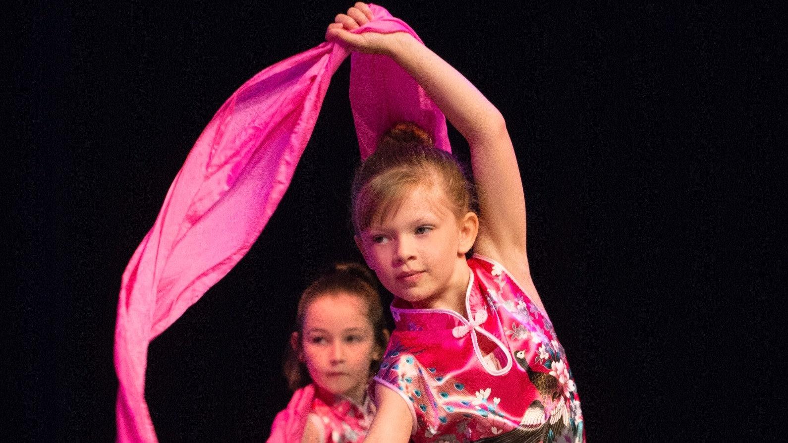 Chinese Dance 6-12yrs