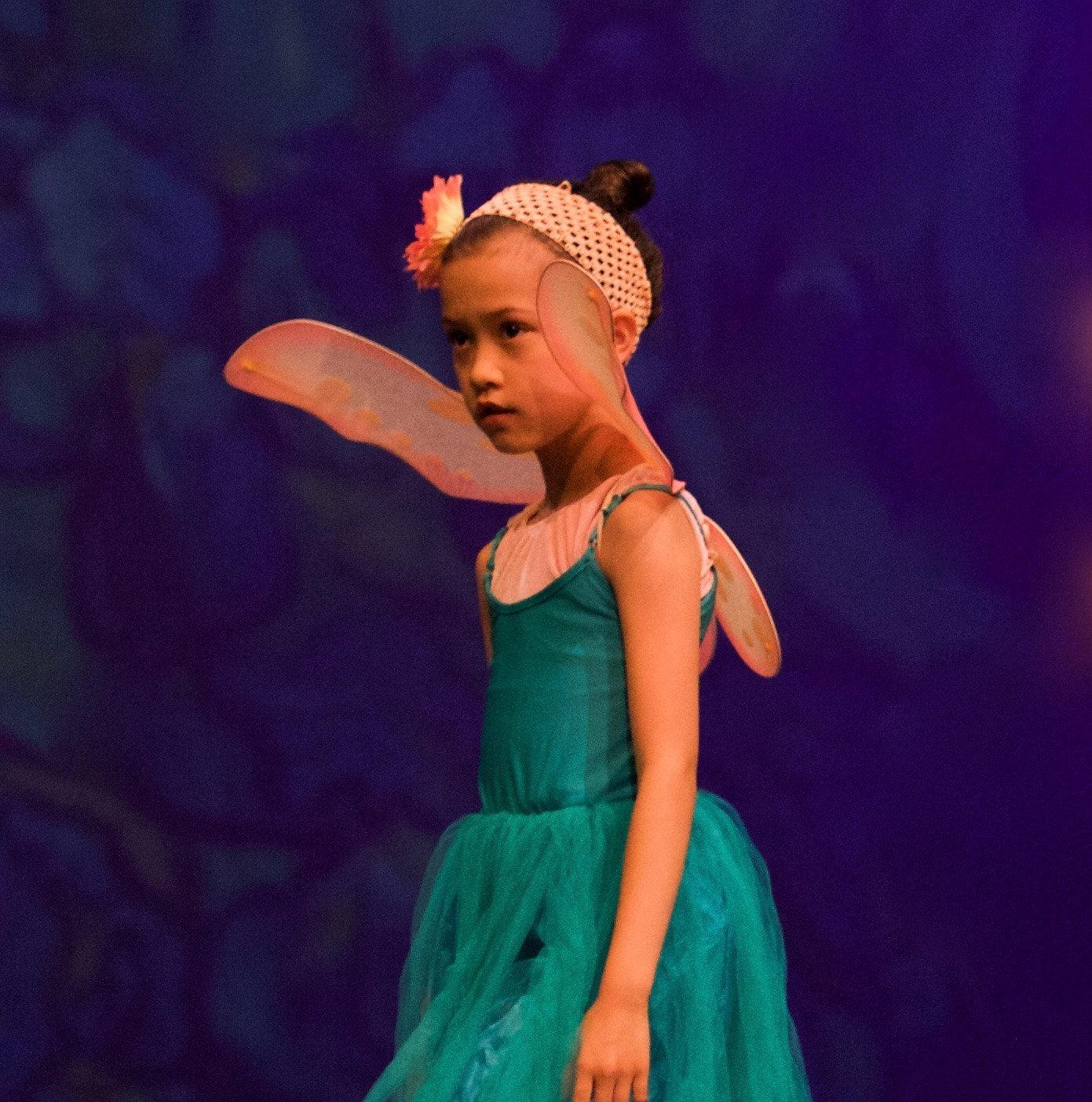 Ballet 8-12yrs