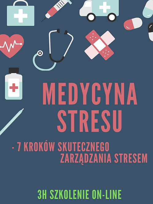 Webinar - Medycyna stresu