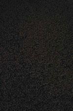 Liegefläche in Schwarz