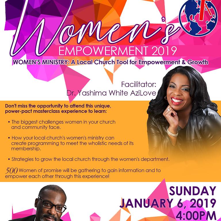 ENY3rd WOMEN'S EMPOWERMENT 2019