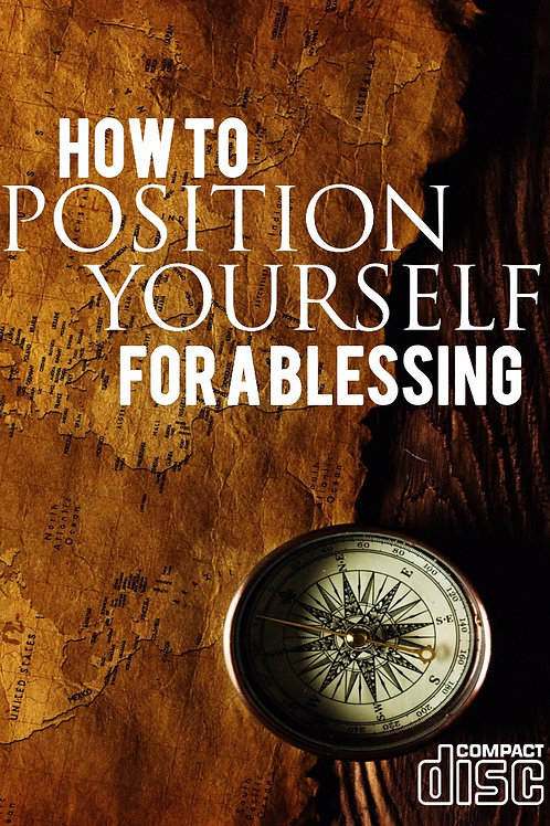 FAW - How To Position Yourself For A Blessing