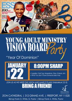 YA_VISION BOARD PARTY 2016