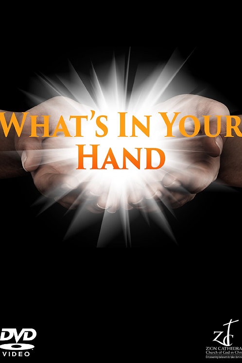 FAW-WHAT'S IN YOUR HAND