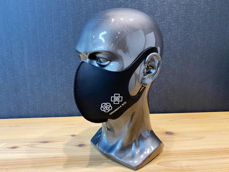 men'sの和装に似合う、オリジナルマスク