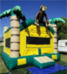 Jungle Theme Jumping castle