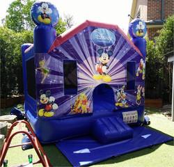 Mickey Indoor/outdoor Jumping castle