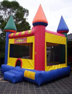 Castle Non Theme Bounce house