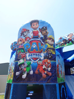Paw Patrol 5 in 1 combo