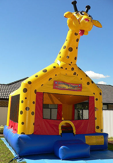Lucy The Giraffe