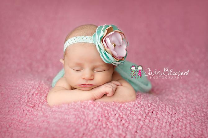 Smithville & Bastrop, TX Newborn Photographer | HARPER