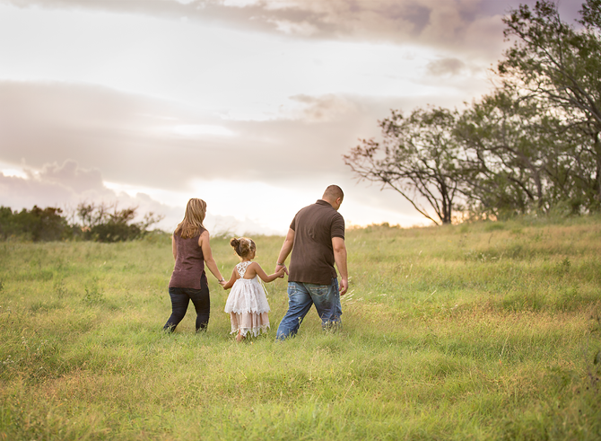 La Grange Family Session | La Grange, Smithville, Bastrop, & Austin Area Photographer