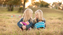 Smithville, Bastrop, & Austin area child photographer | We are 6! - Outdoor Child Session