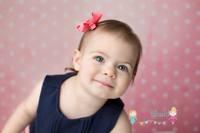 Smithville, Bastrop, & Austin, TX custom baby birthday photographer | Haley