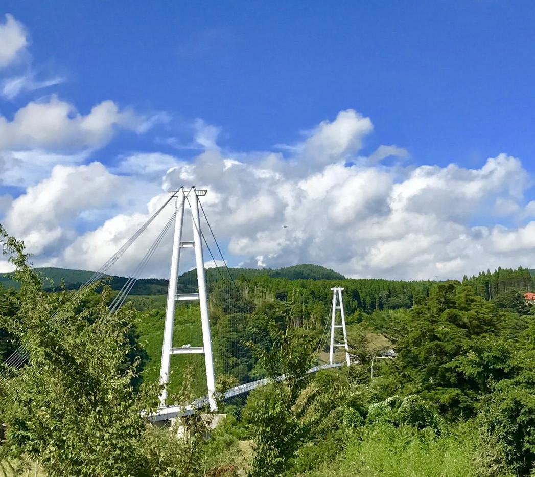 九重・夢大吊橋