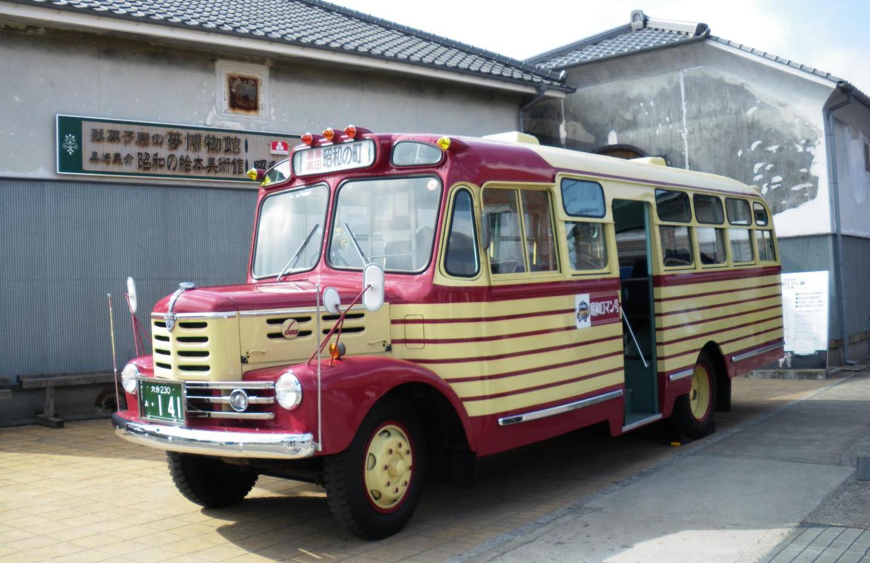 昭和の町ボンネットバス・豊後高田