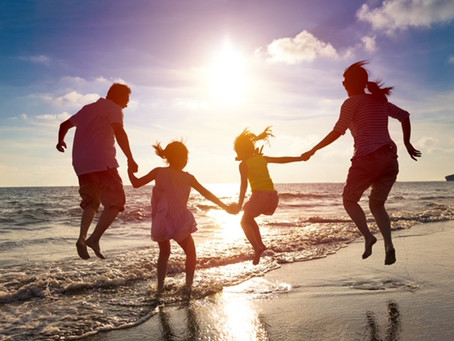 10 tips til sommerferie med familien!