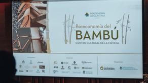Simposio de Bioeconomía del Bambú