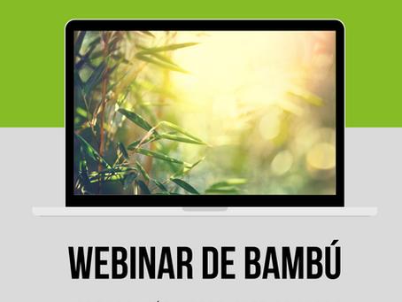 Webinars de bambú