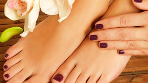 Shellac Manicures and Pedicures Calgary