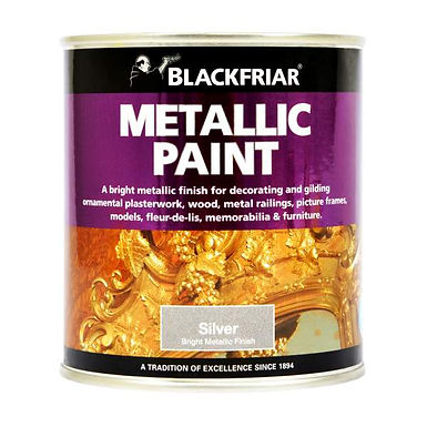 Blackfrair WB Int/Ext Gold Paint