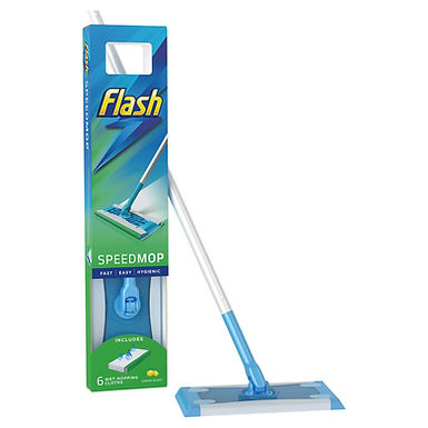 Flash Speedmop +6 wet mopping cloths