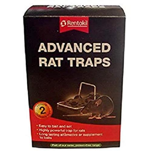 Rentokil Advanced Mouse Trap 2pk - FM106
