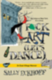 F*ck Art (Let's Dance) by Sally Eckhoff