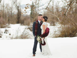 Planning a Northwest Elopement at Run of the River in Leavenworth, WA
