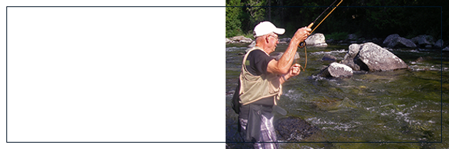 Learn To Flyfish on the Icicle Rive