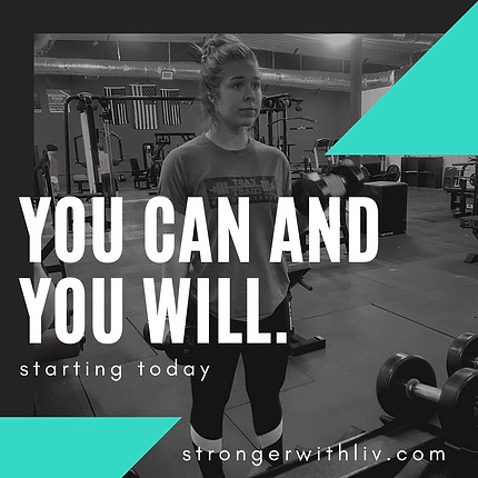 Stronger with Liv