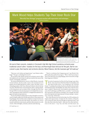 Strings Magazine Article