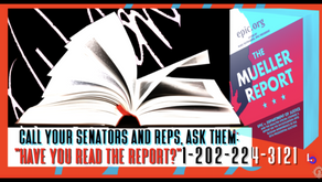 Ask Your MoCs: Have You Read the Mueller Report?