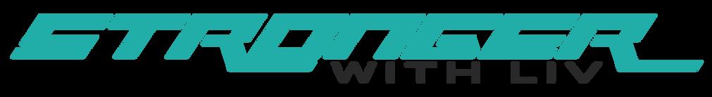 Diseño de Logo | Más fuerte con Liv