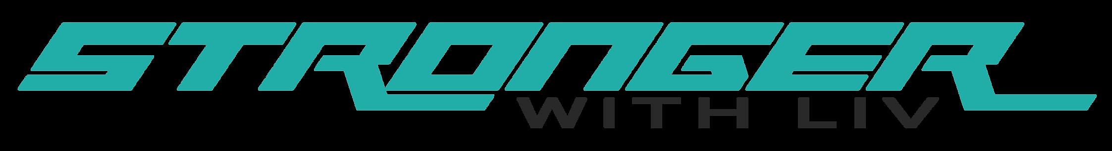 Logo Design | Stronger with Liv