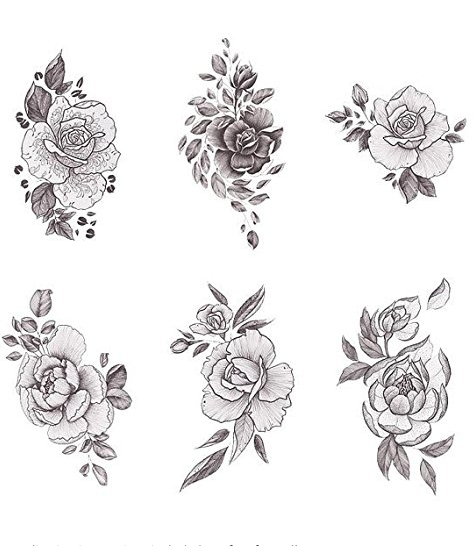 ROSE BY ANOTHER NAME - 12 PCS