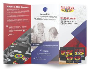 Diseño e impresión de folletos trípticos