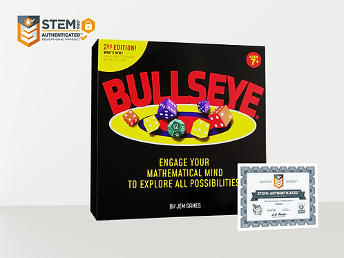Bullseye   2nd Edition