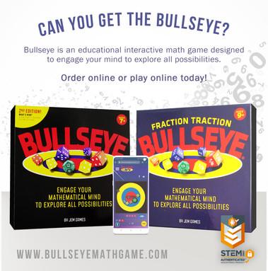 Anuncios digitales para Bullseye
